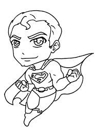 Coloriage Super Héros 125 dessins à imprimer et à colorier  Page 10