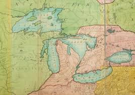 A Map Of Michigan by 18 Historic And Not So Historic Maps Of Michigan