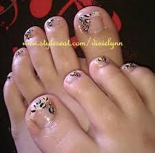 134 best uñas pies images on pinterest toe nail art toe nail
