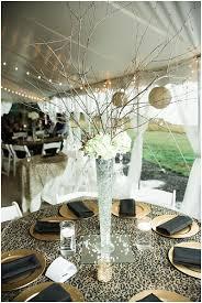 Summer Wedding Decorations Summer Wedding With Leopard Print Details The Budget Savvy Bride
