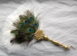 feather fan renaissance ostrich feather fan feather fan