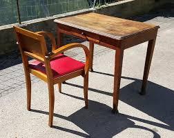 table cuisine en bois table en bois vintage table de cuisine bureau bois vintage