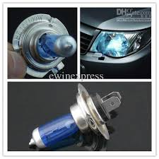 h7 12v 100w blue glass lamp halogen headlight h7 light bulbs blue