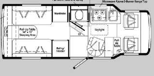 winnebago rialta rv floor plans used 2003 winnebago rialta 22hd motor home class c at blue dog rv