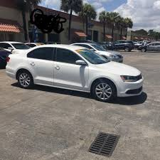volkswagen jetta white 2011 white volkswagen jetta in miami fl for sale used cars on