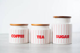 vintage canisters for kitchen vintage canister set coffee tea sugar canisters diner style