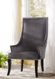 Yellow Velvet Armchair Gray Velvet Chatham Arm Chair Kirklands
