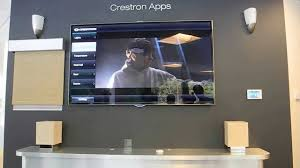 crestron home automation app for samsung smart tv youtube