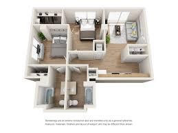 floor plans the corner b3