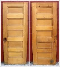 Six Panel Oak Interior Doors Interior Solid Core Doors Ideas Design Pics U0026 Examples