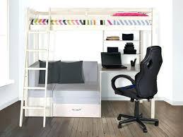 bureau en pin lit mezzanine bureau enfant d lit mezzanine bureau pas so en living