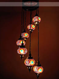 Mosaic Pendant Lighting by Turkish Mosaic Lamps Lighting And Ceiling Fans