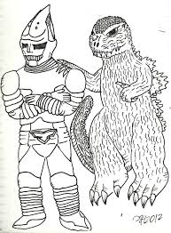 godzilla and jet jaguar by saintnick14 on deviantart