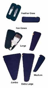extra large feather fans feather and fan cases noc bay trading company