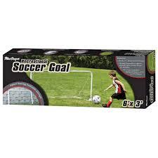 macgregor folding soccer goal rebel
