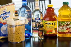 apple pie liquor mixer