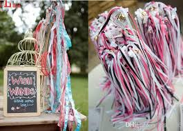 ribbon streamers twirling ribbon streamers wedding events favor ribbon sticks wands