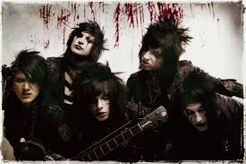 black veil purdy of black veil brides bloody horror horror