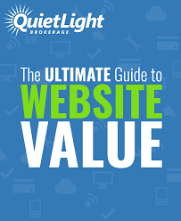 the ultimate guide to website value how much is my website worth