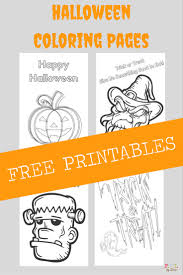 halloween coloring pages free printables u2022 fyi by tina