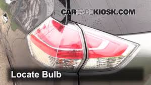 why do cops touch tail lights brake light change 2014 2017 nissan rogue 2014 nissan rogue sl 2 5