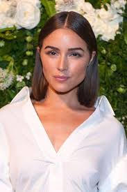 short mid hair pushed behind ears short hairstyles best short hair ideas styles 2018 glamour uk