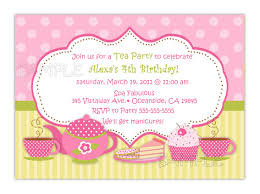party invitations great design tea party invitation wording