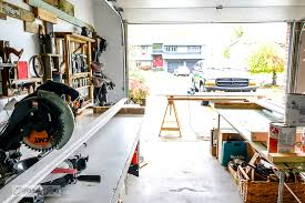 one car garage workshop the too little woodworking workshop that couldfunky junk interiors
