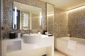 Mosaic Bathroom by Organize U0026 Add Room To Your Bathroom Granite Transformations
