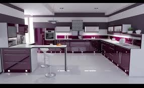 create a kitchen just like this with rauvisio brilliant high gloss