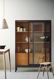 sliding glass cabinet door conran shop joyce cabinet furniture pinterest glass front