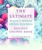 holiday coupon the ultimate black and woman owned business holiday coupon book