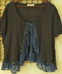 Shabby Chic Plus Size Clothing by 92 Best Upcycle Plus Size Enlarging Refashions Images On