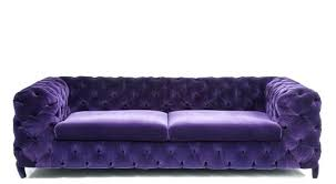 Purple Sectional Sofa Purple Sofa The Purple Sofa Modern Purple Velvet Tufted Sofa With