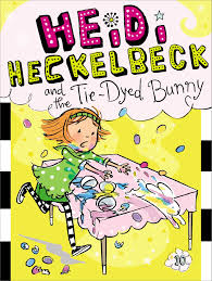 heidi heckelbeck and the tie dyed bunny book by wanda coven