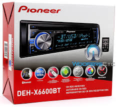deh x66bt u2013 u003cb u003enew u003c b u003e u2013 cd receiver with mixtrax bluetooth
