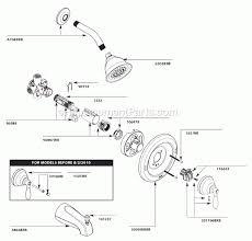 Remove Moen Shower Faucet Moen Shower Cartridge Moen Shower Faucet Repair One Handle