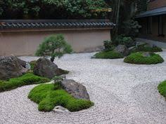 Japanese Rock Garden Plants Adachi Constructed His Japanese Garden With The That Through