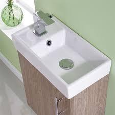wall hung bathroom sink units befon for