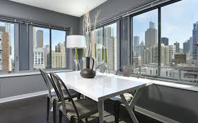 kendall college dining room chestnut tower downtown chicago apartments gallery