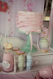 Shabby Chic Baby Shower Cakes by Kara U0027s Party Ideas Shabby Chic Pink And Mint Baby Shower Via