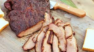 smoked beef brisket food network