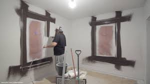 spray painting a house interior photo with mesmerizing paint spray