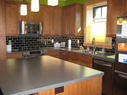 Kitchen Backsplash Wallpaper Ideas Design Vertical Subway Tile Backsplash Designs In Behind Stove