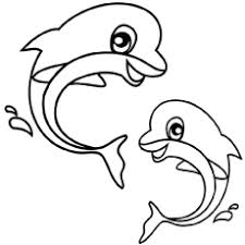 15 free printable sea animals coloring pages