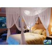 Bed Canopies Just Relax Four Corner Post Mosquito Net Bed Canopy Set