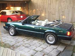 7 up edition mustang 1990 limited edition 7 up mustang 5 0l lx convertible ls1tech