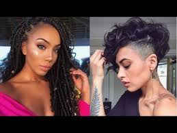 clip snip hair styles 2017 fall winter 2018 hairstyle ideas for black women youtube
