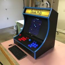 bartop arcade cabinet dimensions mini arcade cabinet plans the arcade builders guild