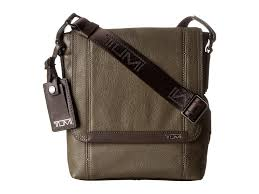 Leather Map Tumi Centro Padua Map Leather Bag In Gray For Men Lyst